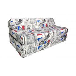 Folding mattress 160 cm - 3100