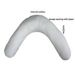 Folding mattress cover 195x65x8 cm - 1021