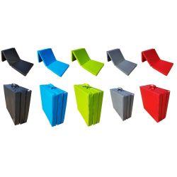 Folding mattress cover 198x80x10 cm - 1021