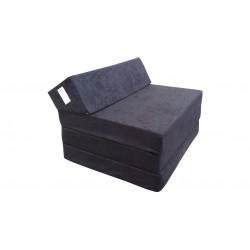 Fold Out Guest Chair Cover 200x70x10 cm - 0001