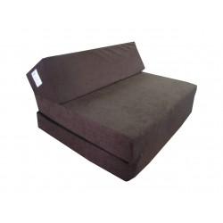 Fold Out Guest Chair  Cover for Children 160x60x12 cm - 1021