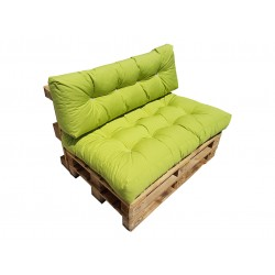 Pallet Seating Cushions Set anthracite