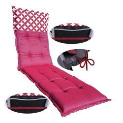 Folding mattress 195x65x10 cm - FLOWER