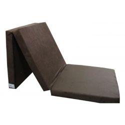 Folding mattress 195x65x8 cm -0001