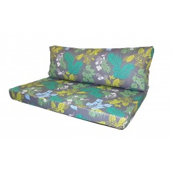 Pallet Seating Cushions Set style