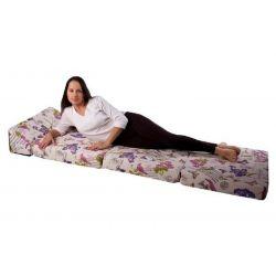 Folding mattress 198x80x10 cm - 3100