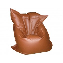 Beanbag Chair Cover Relax Point - Brown