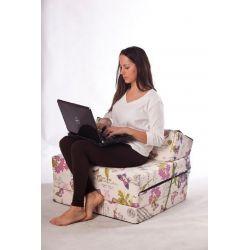 Folding mattress 200x70x10 cm - 1229