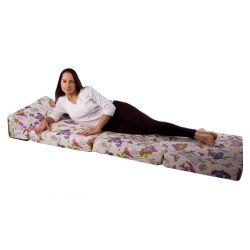 Folding mattress 200x70x10 cm - 1333