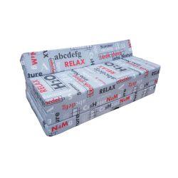 Folding mattress 160 cm - 1229