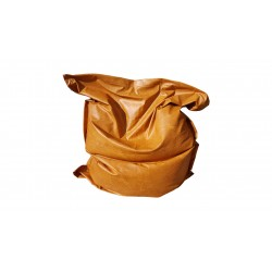 Beanbag Chair Relax Point - Dark yellow