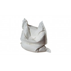Beanbag Chair Cover Relax Point - White