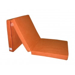 Folding mattress cover 195x65x8 cm - 1333