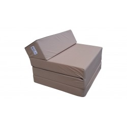 Fold Out Guest Chair Cover 200x70x10 cm - 1009