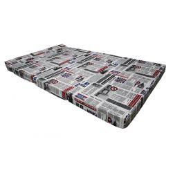 Folding mattress 160 cm - 1331