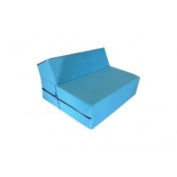 Fold Out Guest Chair  Cover for Children 160x60x12 cm - 1331