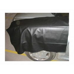 Magnetic fender cover