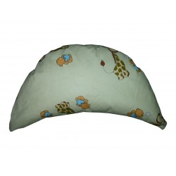 Crescent Pillow, Breastfeeding Pillow, Half Moon Pillow-001