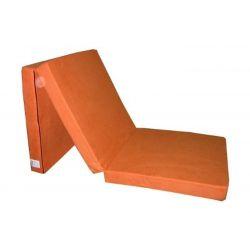 Folding mattress 198x80x10 cm - 1021